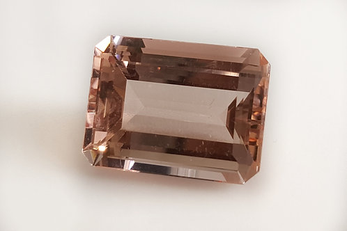 22.53 ct Natural Morganite from Brazil