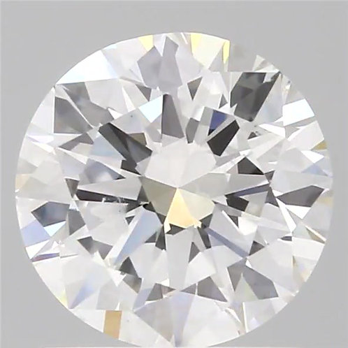 1.0 CT, D COLOR, VVS1, DIAMOND GIA CERTIFIED,  3X, FNT
