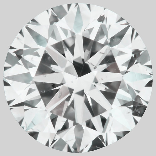 0.90 CT, H COLOR, SI1, LOOSE DIAMOND, GIA CERTIFIED
