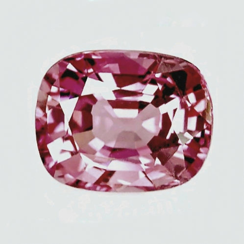 2.64 cts Pinkish Purple natural Spinel from Tanzania