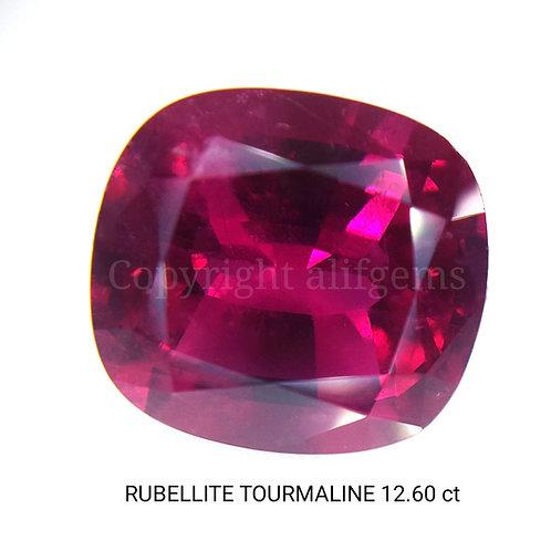 Natural Tourmaline 12.60 ct loose stone