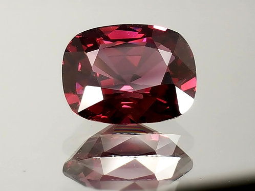 4.42 ct Natural Pink SPINEL Gemstone from Tanzania, see video