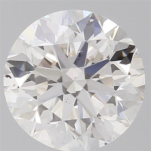 0.90 CT, H COLOR, SI1,  LOOSE DIAMOND, GIA CERTIFIED, NON