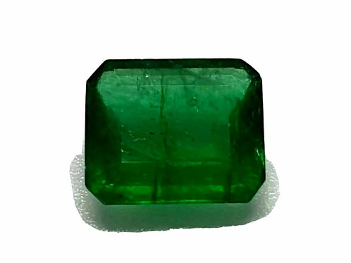 US$ 500 P/C, 3.05ct Natural Emerald (Panna) vivid green transparent only oiled