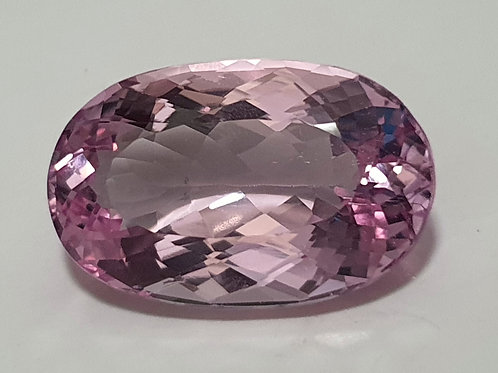 28.30 Ct Pink Morganite from Afghanistan