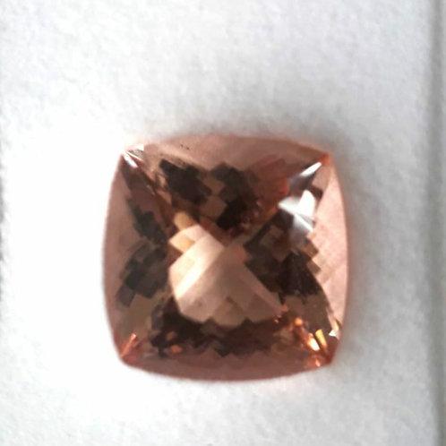 US$60 P/C, 19.10 ct Natural Morganite from Brazil