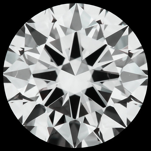 1.19 CT, I COLOR, SI1, OOSE DIAMOND GIA CERTIFIED, 3EX, NON