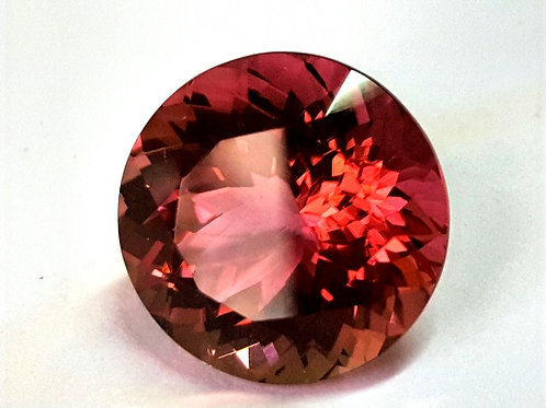 US $200/CT, Natural Pink Tourmaline 9.61 cts Mozambique