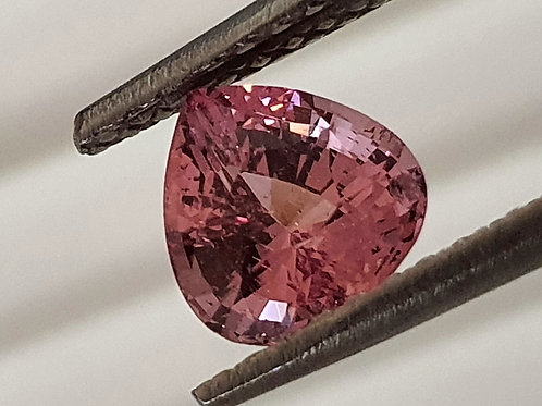 2.10 ct Natural Tajikistan Spinel like pink Diamond watch video