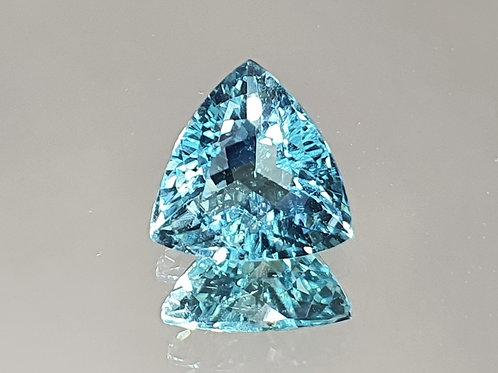 1.74 Ct Natural Paraiba Tourmaline Electric neon blue fro