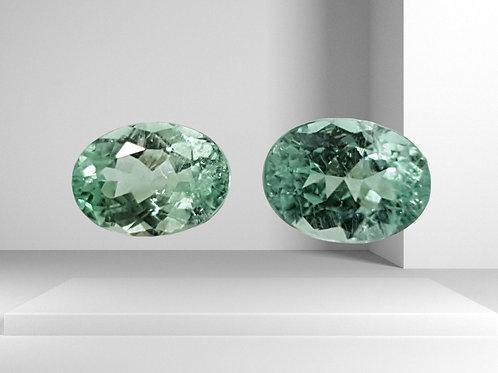 US $1000 /CT, 3.20 carats Paraiba Tourmaline