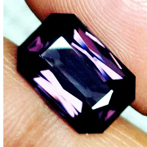 5.0 cts Natural Purple Spinel Unheated