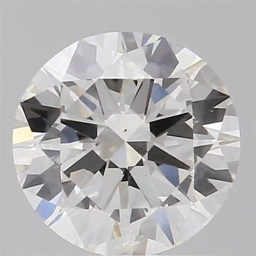 GIA CERTIFIED DIAMOND SOLITAIRE 0.70 H COLOR, SI1