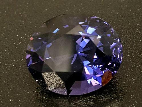 Natural cobalt spinel 7.74 ct loose gem stone