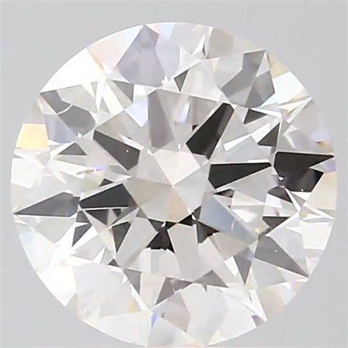 1.16 CT, I, SI1, DIAMOND GIA CERTIFIED, 3EX, NONE