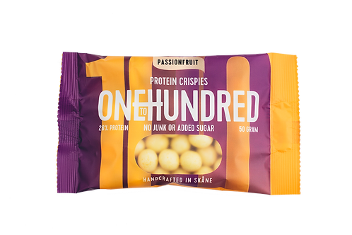 Protein crispies Passionfruit 50 g