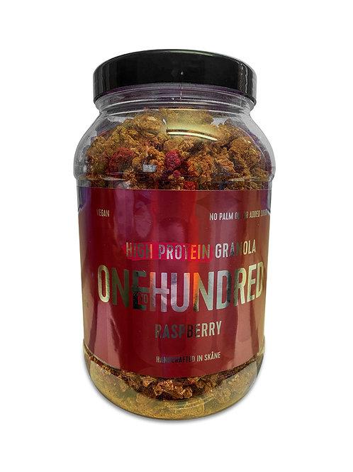 Protein Granola Raspberry