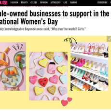 Cosmopolitan- 6 female-owned businesses to support in the UAE for International Women's Day- March 2021