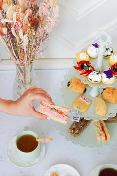 Jumeirah Jane Platter (Afternoon Tea for Two)