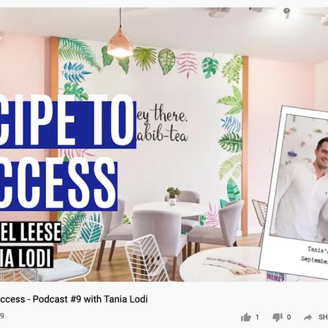 "KOJ Interiors ""Recipe to Success"" Tania Lodi October 2019"