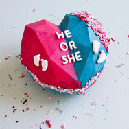 Smash Heart (Gender Reveal)
