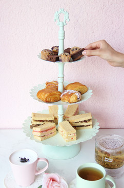 *Gluten-free* Jumeirah Jane Platter (Afternoon Tea for Two)