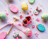 Easter Smash Eggs