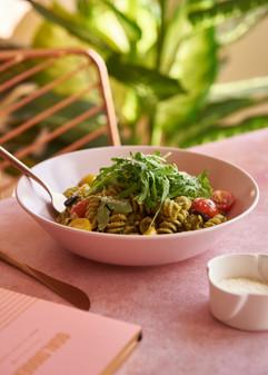 Save The Pesto For Lasto
