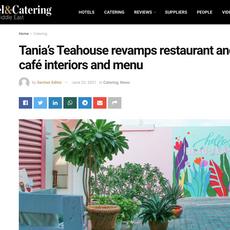 Hotel & Catering- June 2021