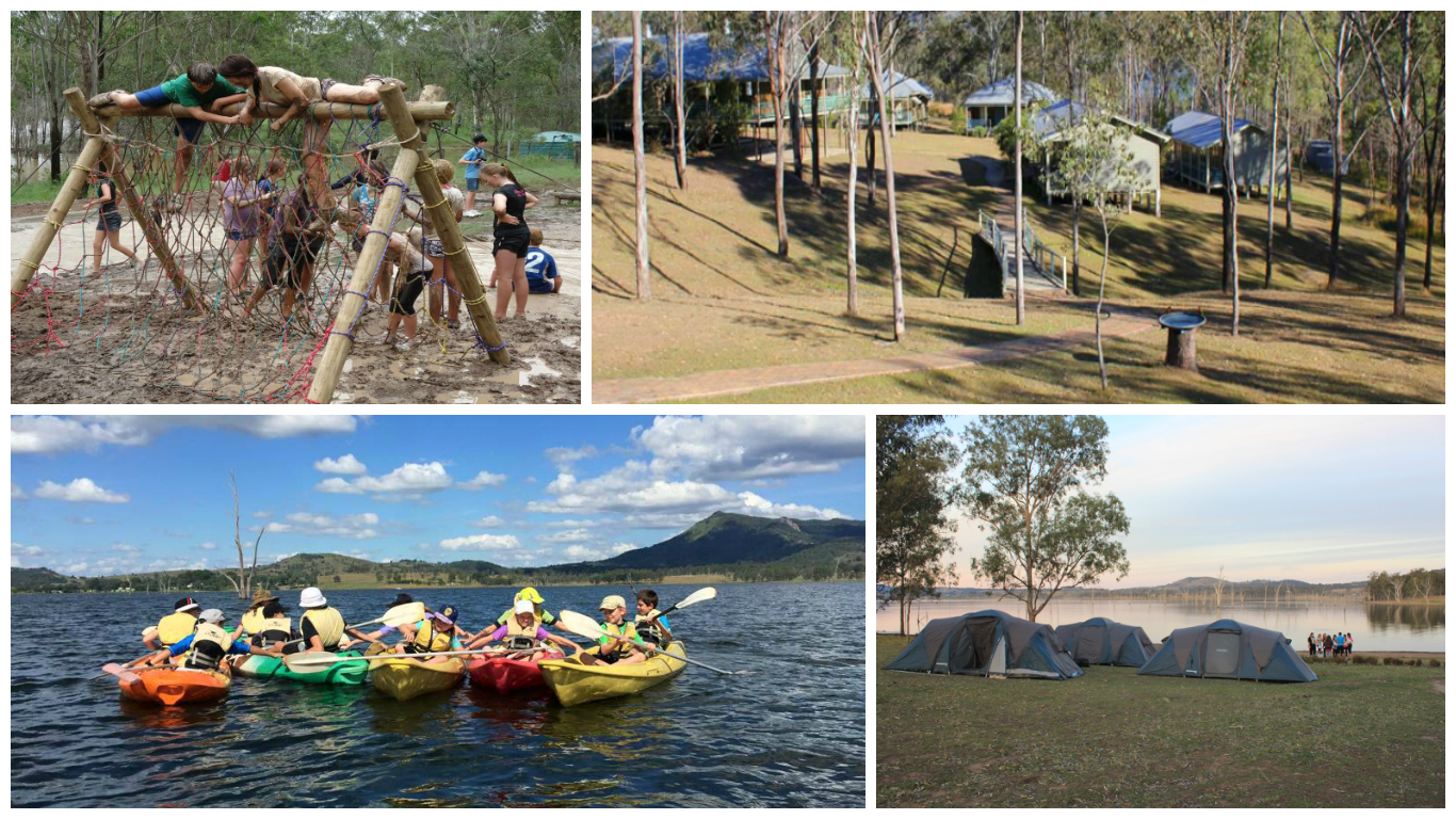 Build Your Own House Packages >> School Camps Qld Lake Moogerah
