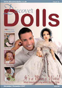 DISCOVER  DOLLS