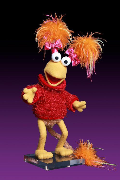 "Jim Henson's 30th Anniversary Fraggle Rock ""RED"""