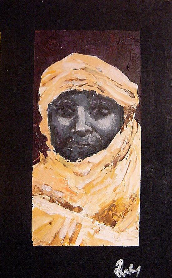 Beduin Nights detail