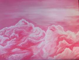 Bubble Gum Skies