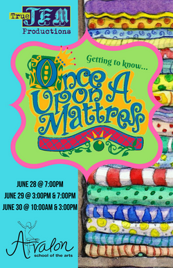 Getting to Know Once Upon A Mattress