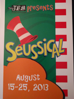 Seussical - All Ages Show 2013