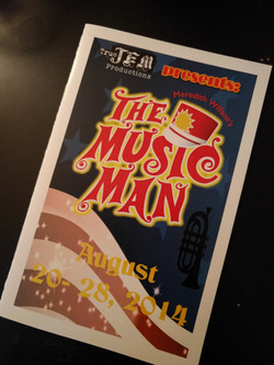 The Music Man - All Ages Show 2014