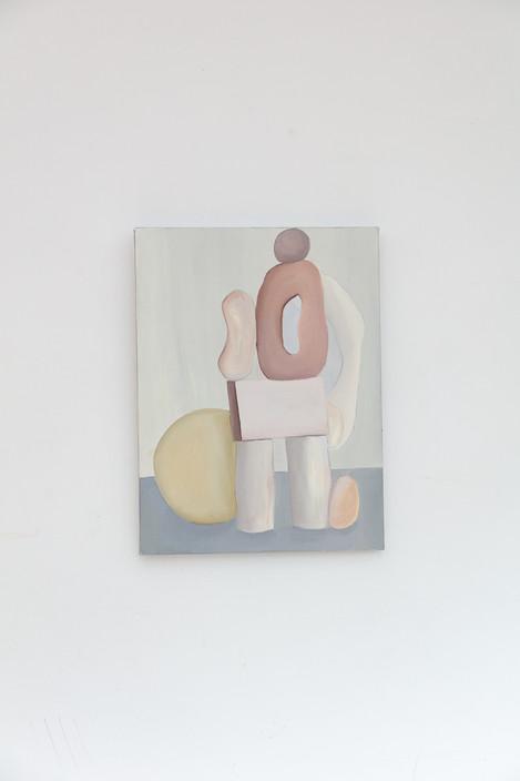 Equilibrium | 2020  | Oil Painting | 30 x 40cm
