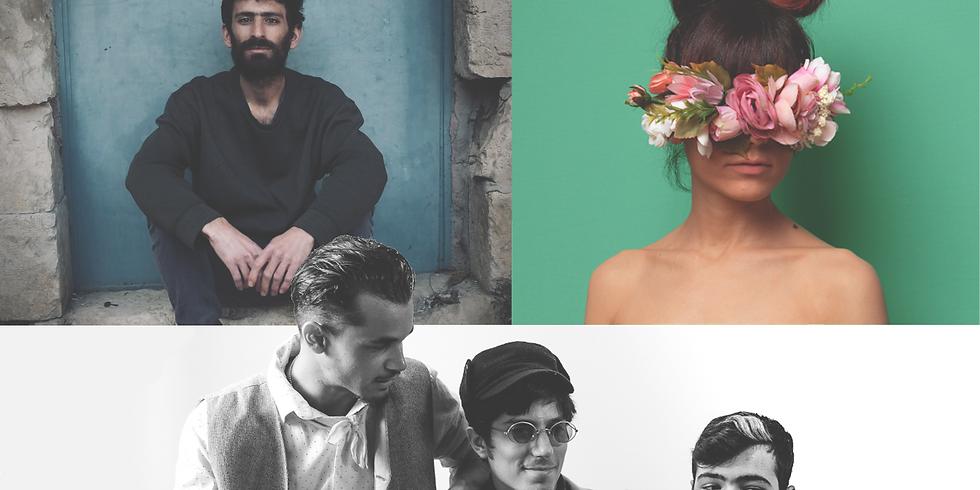 SPEAK THRU | Jaffa summer festival