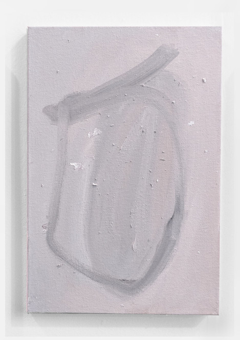 Breu III | 2019 | Oil on Canvas | 20 x 30cm