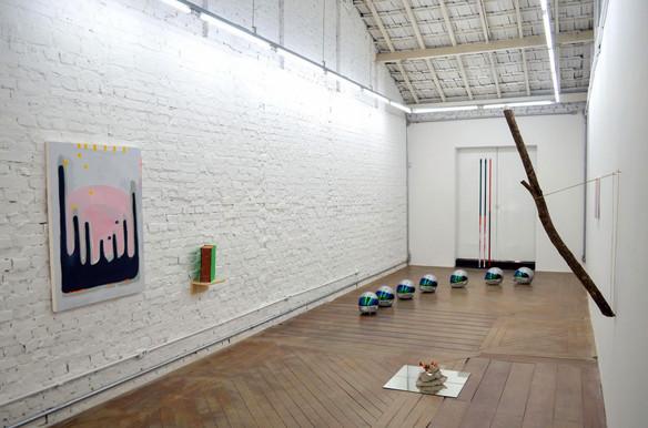 A imensa Preguiça |  Sancovsky Gallery | São Paulo, Brasil | 2018
