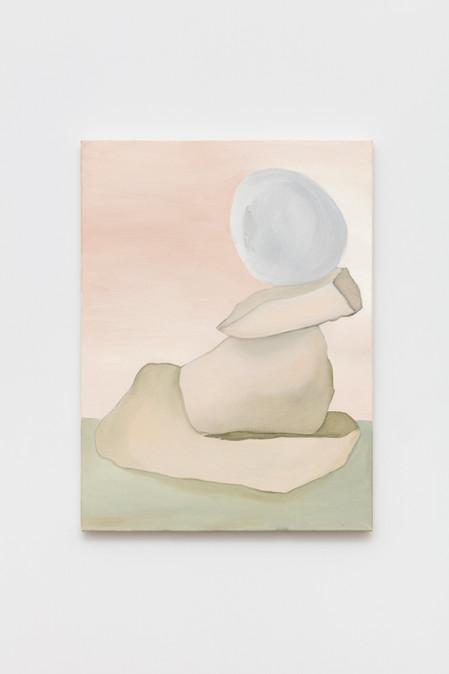 Metaphisique   Oil Painting   30 X 40cm   2020