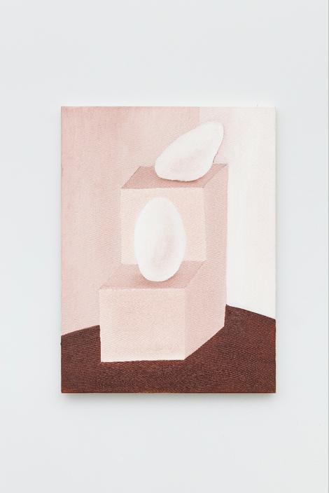 Hierarchy | 2020 | Oil On Canvas | 30 x 40 cm