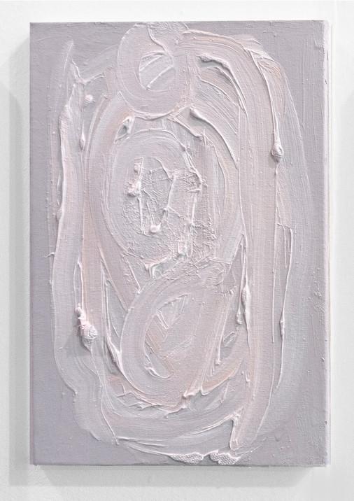 Breu II   2019   Oil on Canvas   20 x 30cm