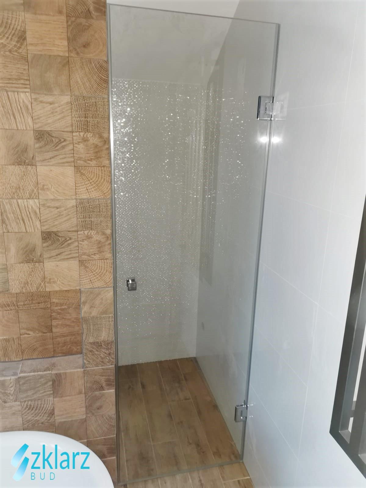 Drzwi prysznicowe