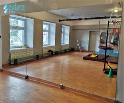 Lustra do sali gimnastycznej