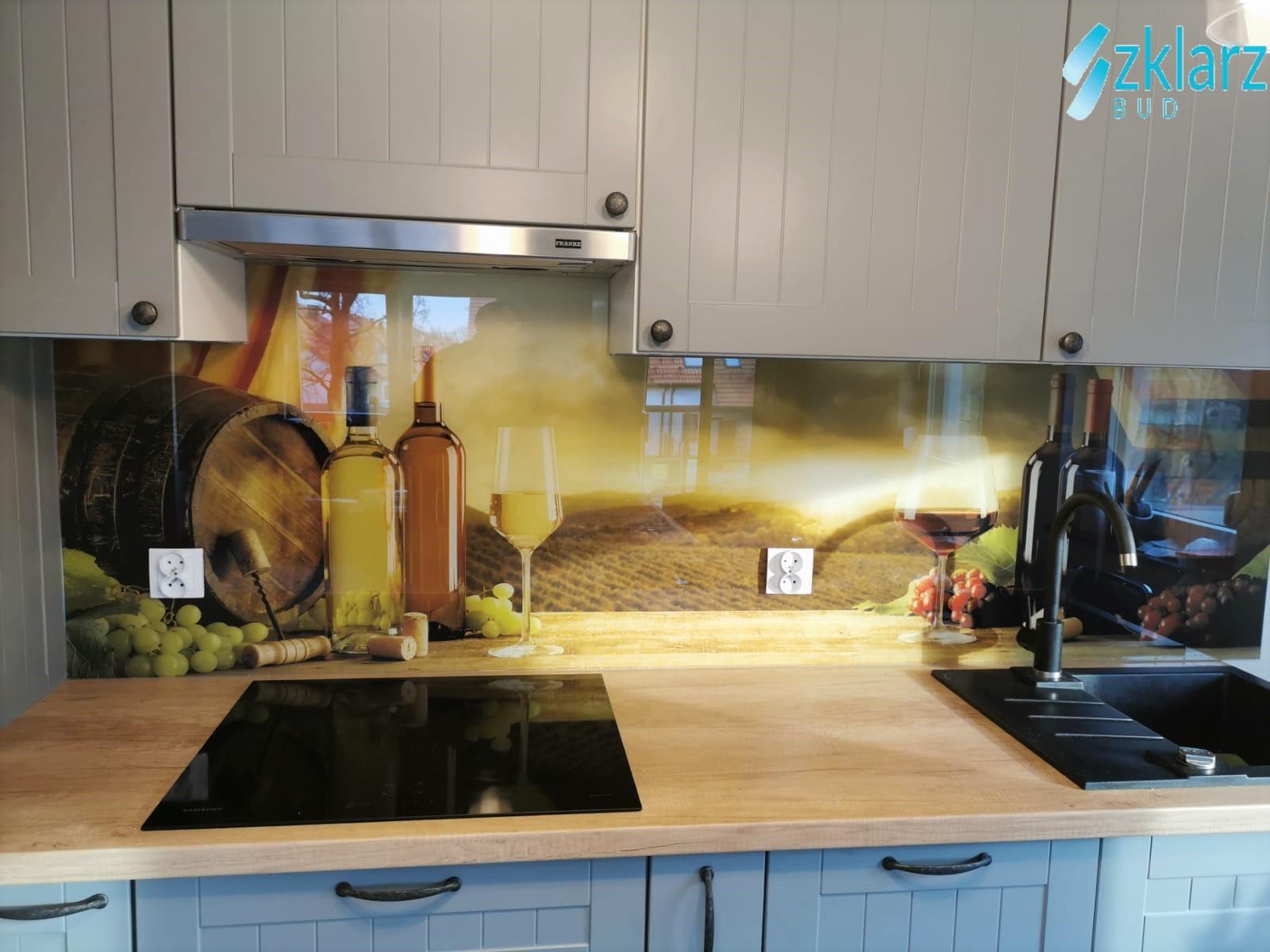 Panel kuchenny
