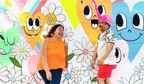 Things to Do: Murals & Menus | Orlando Date Night Guide