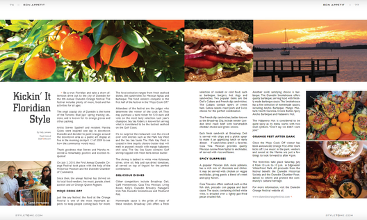 Things to Do | Tampa Style Magazine