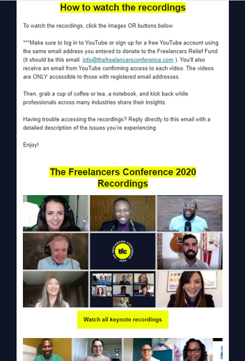 Conference Newsletter